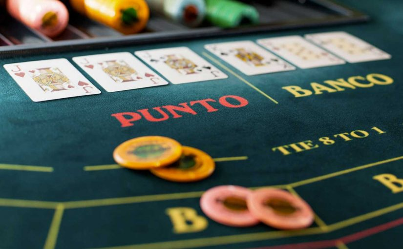 Punto Banco Baccarat: An Introduction