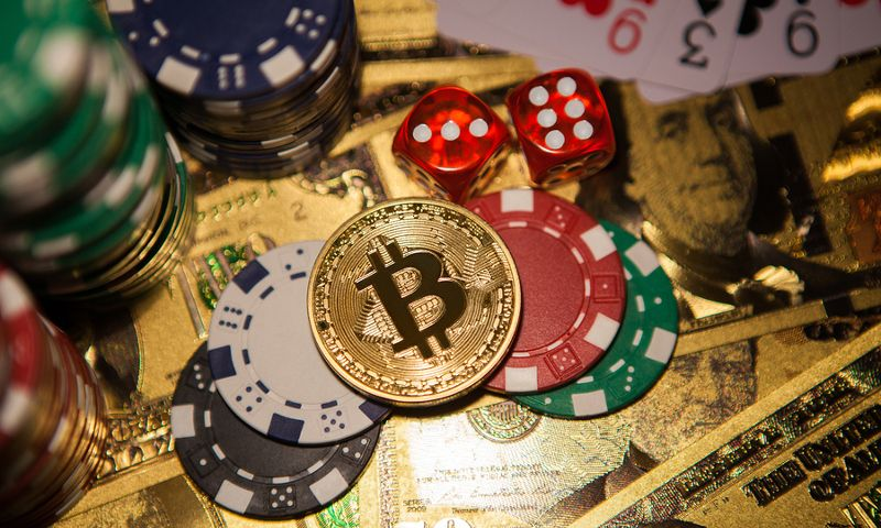 Beginner's guide for gambling with crypto currencies