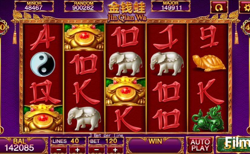 online slot activity