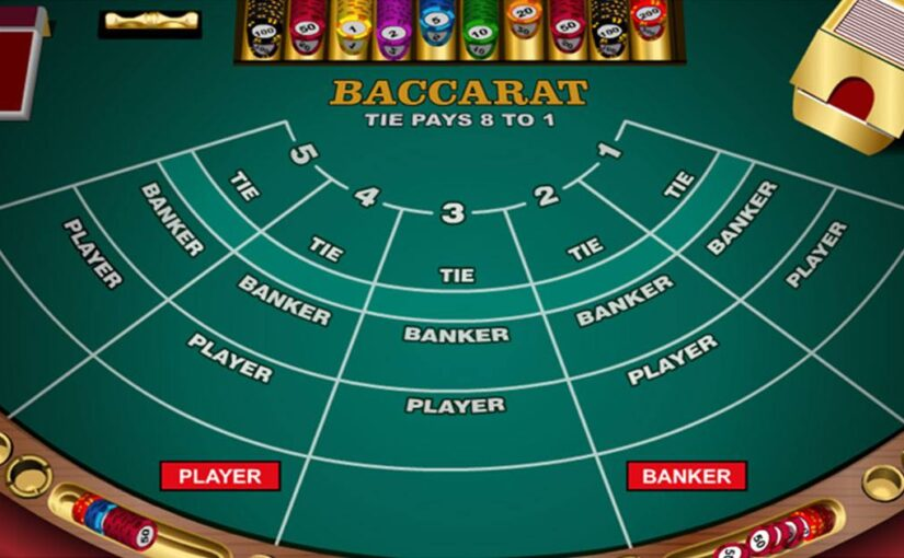 Baccarat game provide