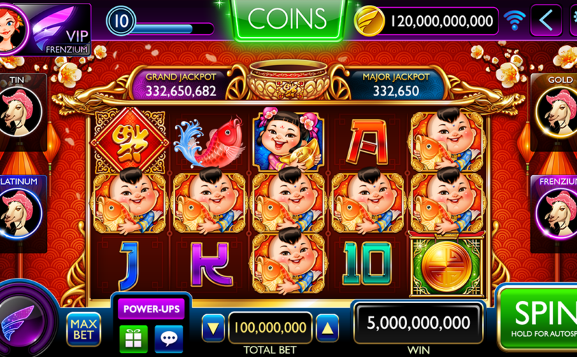 Why playing online slots is so cool?
