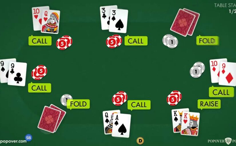 4 Important Winning Strategies For Playing IDN Poker