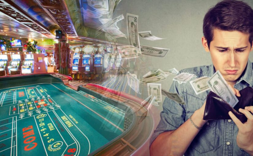 Discover why you lose so much money in a casino